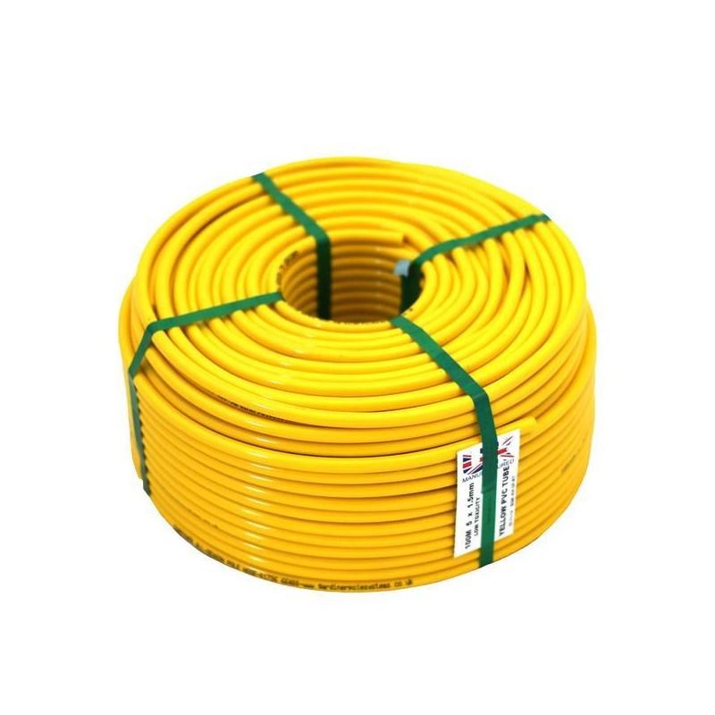 Gardiner Hose Yellow All Season Pole