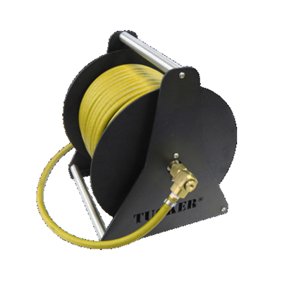 Hose Reel Hand Carry w/150ft 3/8in hose