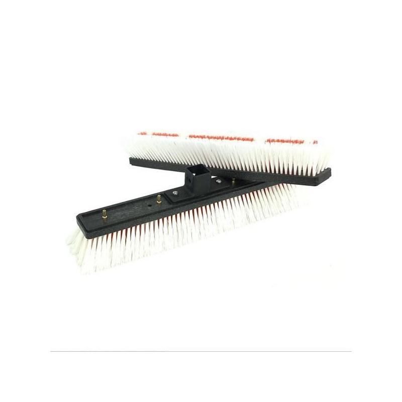 Brush Ultimate 14in Stiff Bristle Gardiner