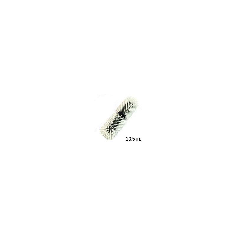 Qleen Rotating Brush, 23.5 in. White
