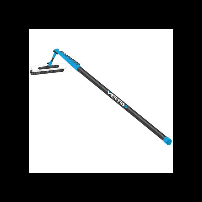 Vertigo 25ft WF Pole FG 14in Brush &Hose