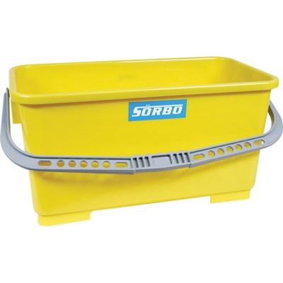 Bucket Yellow 6Gal Sorbo