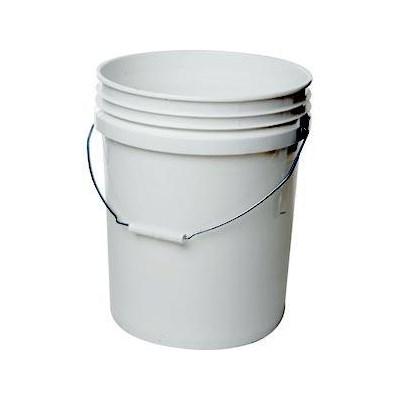 Bucket HD White 5Gal