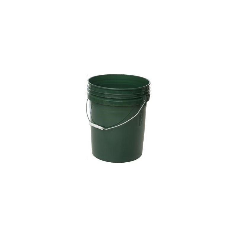 Bucket Green 5Gal Round