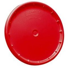 Lid for 5 gal Bucket Red