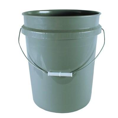 Bucket Grey 5Gal Gloss Finish .90mil