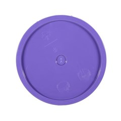 Lid for 5 gal Bucket Purple