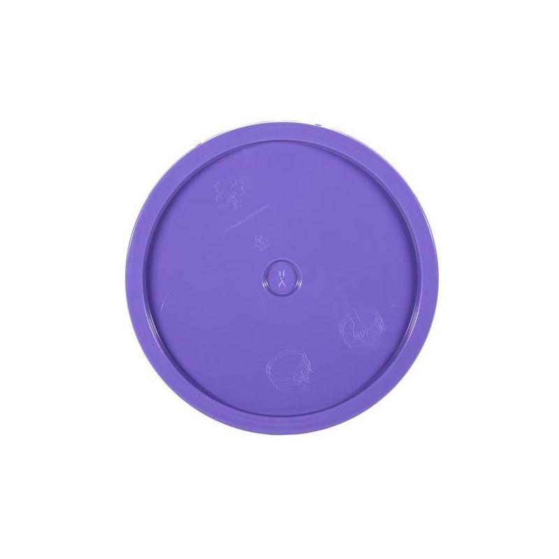 Lid for 5 gal Bucket Purple
