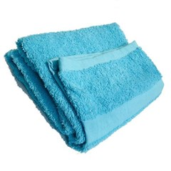 Towel Terry 25 x 46 each Hawaii Blue