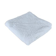 Towel Terry 22 x 44 each White