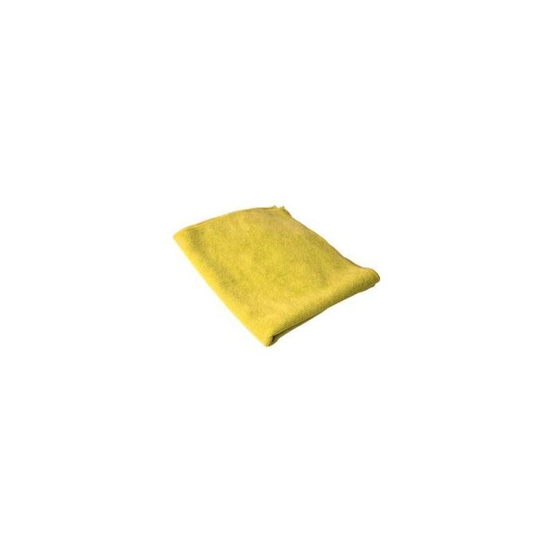 Towel Microfiber Yellow 16x16 Pro