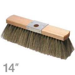 Brush Pure Bristle 214 M 14in