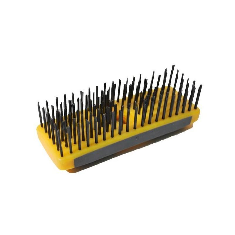 Brush Wire Block 7in x 2.5in