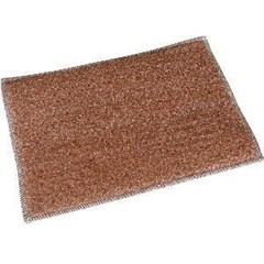 Bronze Wool Pad 4x9
