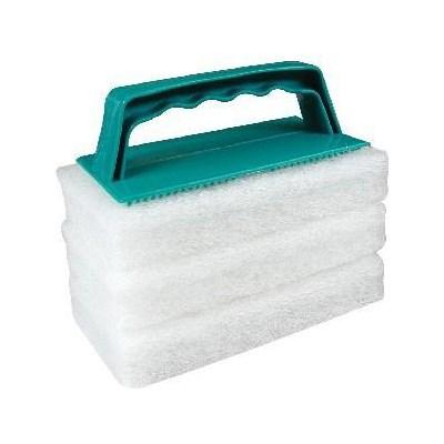 Pad Scrubber 3x6 Gripper Set