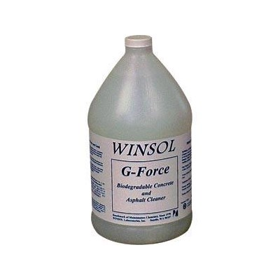 G Force Concrete Cleaner Gal