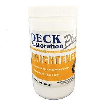 Deck & Wood Brightener Powder 2LB DRP