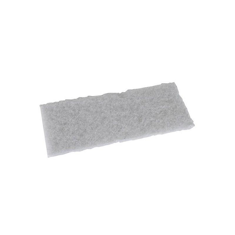 Scrub Pad White 8in Unger