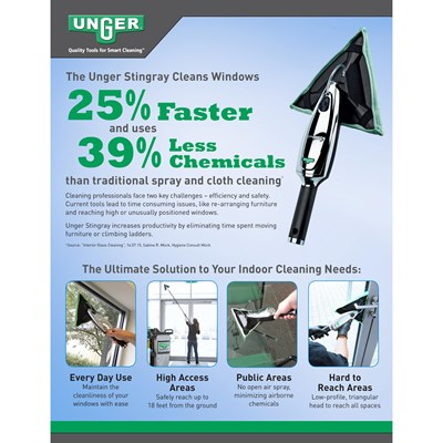 Stingray Indoor Cleaning Kit 10ft Image 88