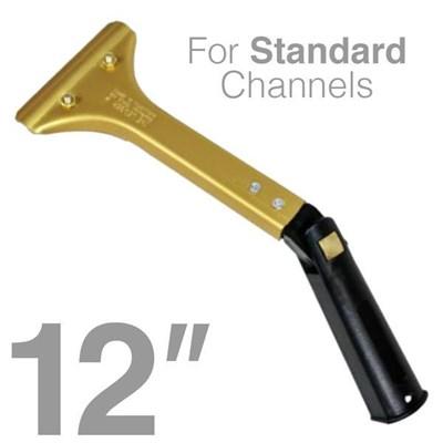 Ledger Handle 12in Swivel