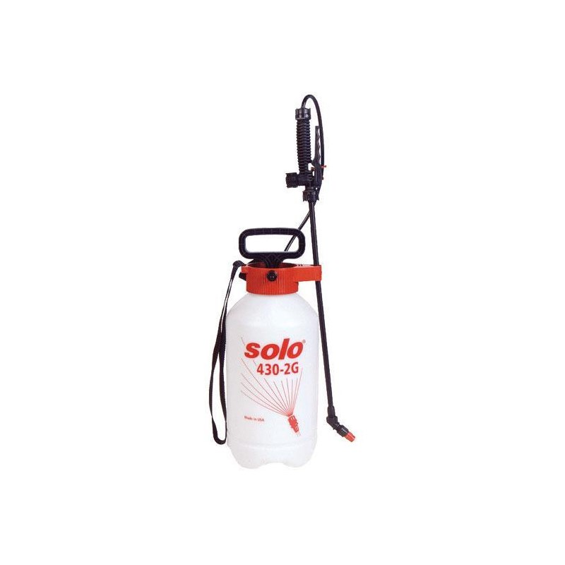 Pump Sprayer 2 Gal Chem Resistant Solo