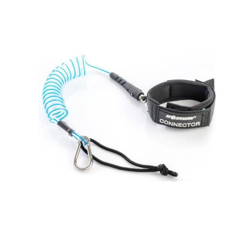 Wrist Strap Tether Connector Moerman