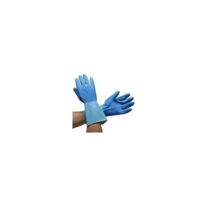 Gloves Rubber Lg (Pair)