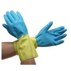 Neoprene/Latex Chem Resistant Gloves