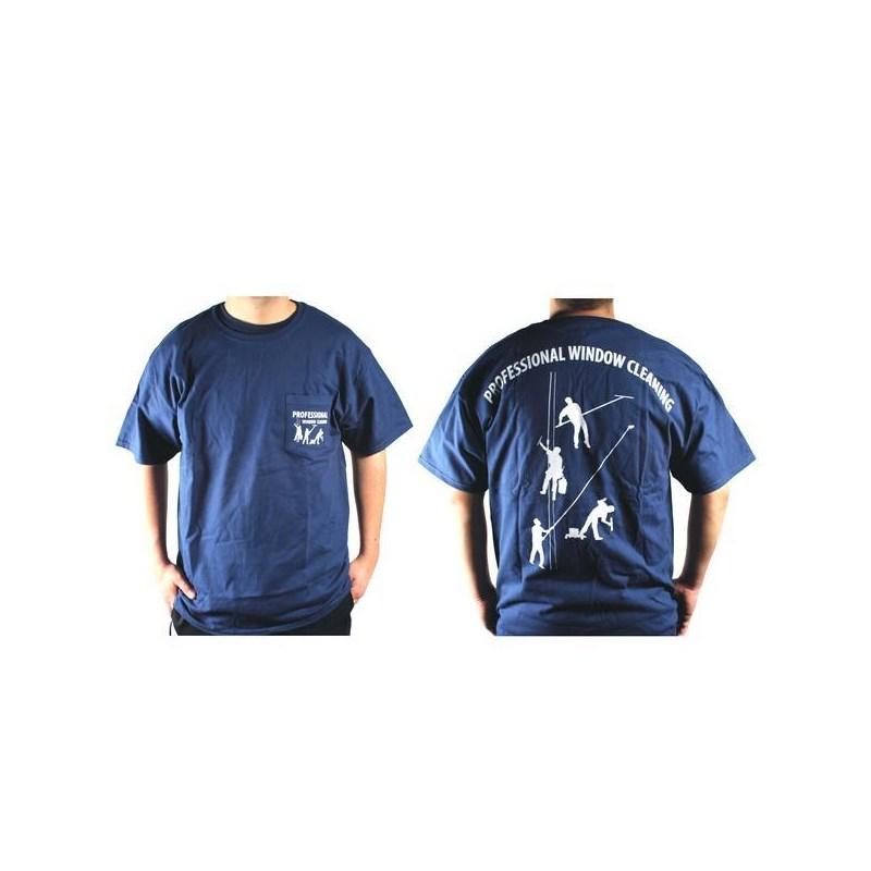 4 Dudes Navy Blue T-Shirt