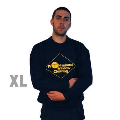 Navy Sweatshirt XL