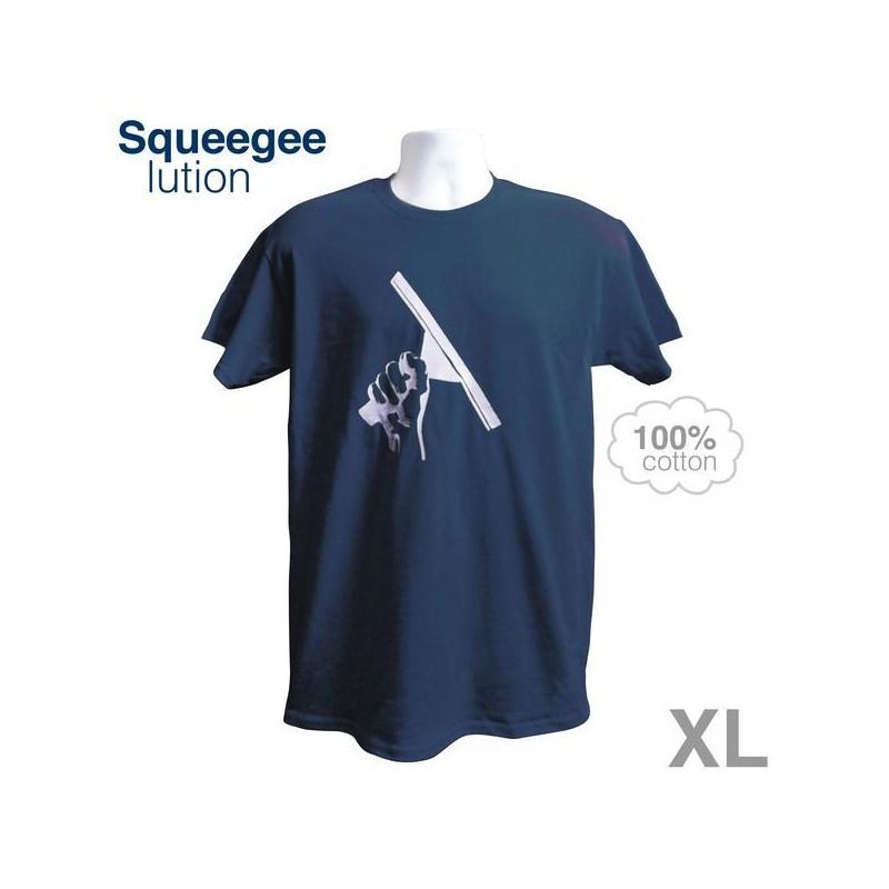 T-Shirt Squeegeelution Navy Blue