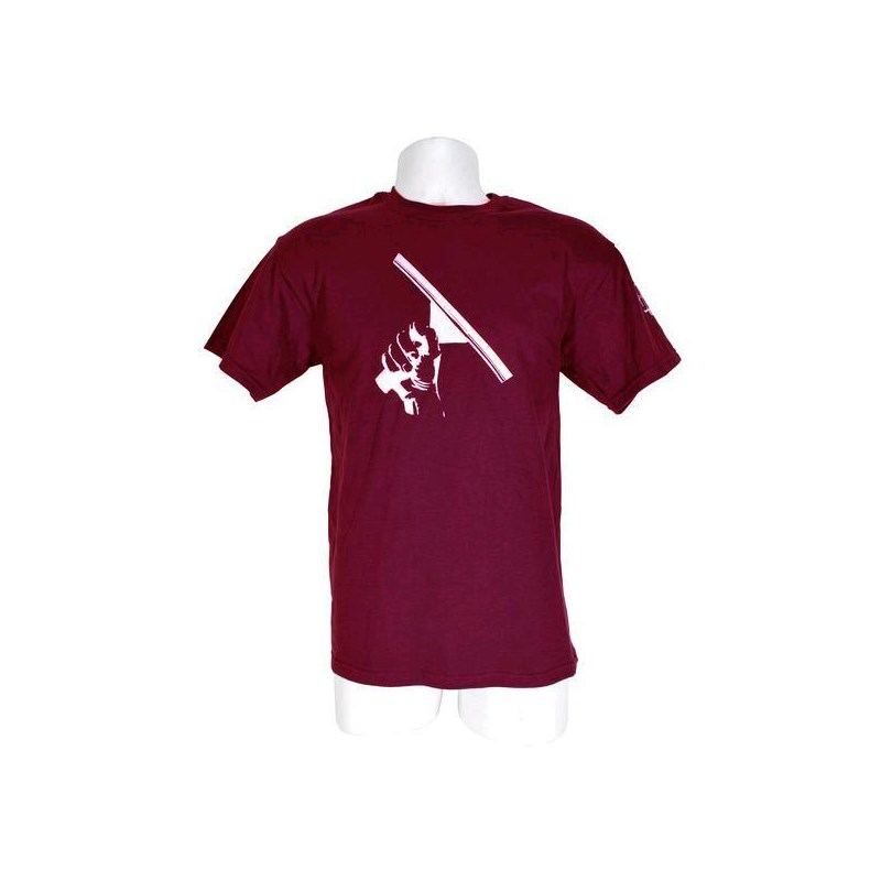 T-Shirt Squeegeelution Red