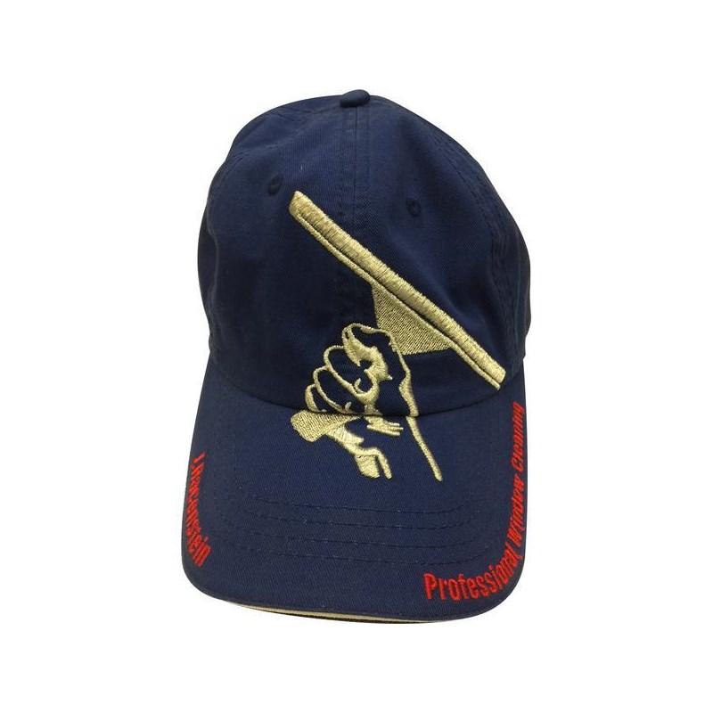 Hat Blue Squeegeelution