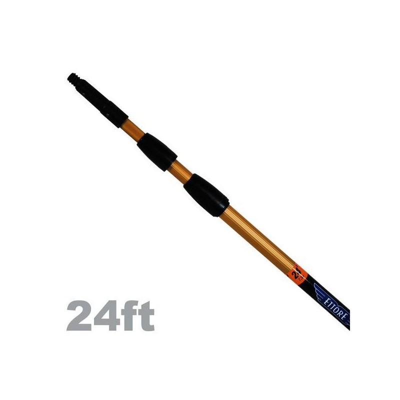 Reach Pole 24ft 3 Sects Ettore