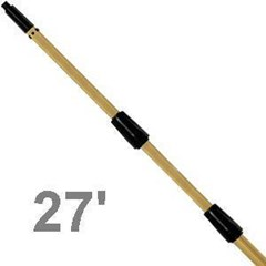 Reach Pole 27ft 3 Sects Ettore