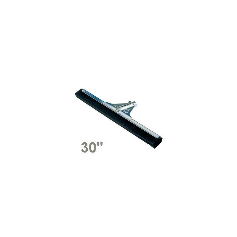 Floor Squeegee 30in HD w/clamp Unger