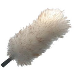 Duster Lambs Wool Unger