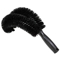 "Pipe Brush, Curved 11"", Unger"