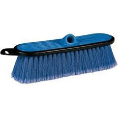 Brush 10in Blue Soft HydraSoar FlowThru