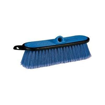Brush 10in Blue Soft HydraSoar FlowThru