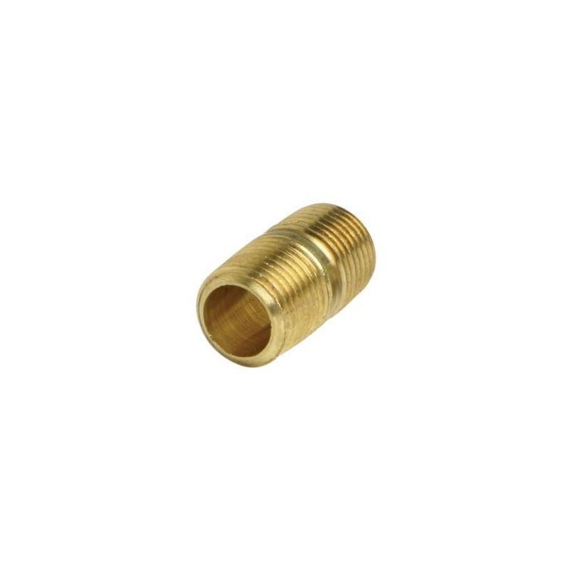 Nipple 1/8in Brass #110 Tucker