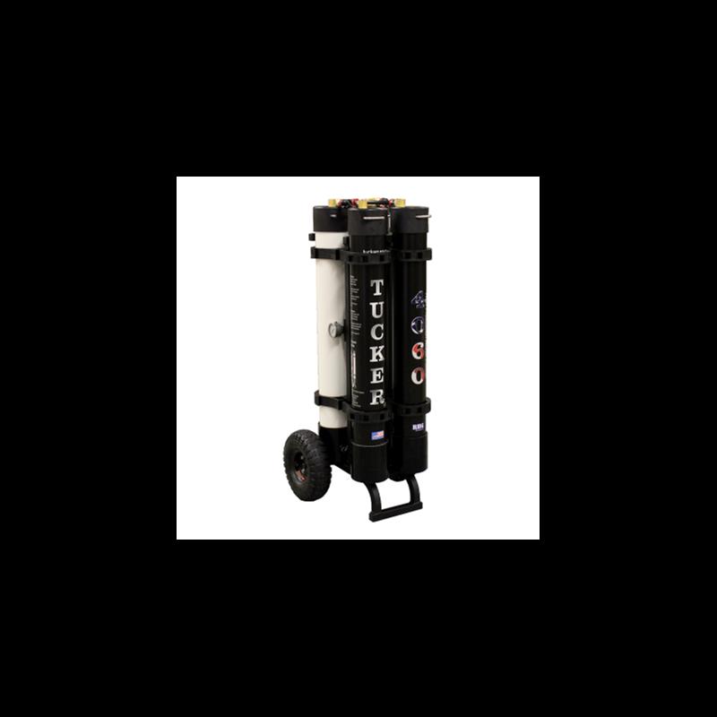 Tucker 4060 RO/DI Cart