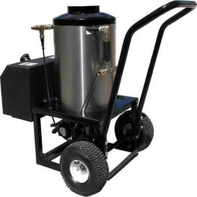 4.0g 4000psi Hot Box 115v 2 wheel