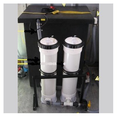 Oil Water Separator 15gpm 14gl Oil/Day