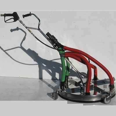 Vacuum Surface Cleaner 30in SS