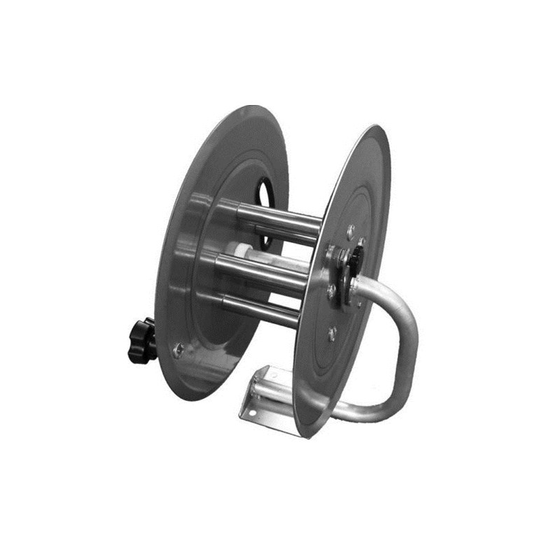 Reel Pressure Washer 150ft x 3/8 SS 400deg, 5000psi