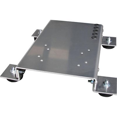 Skid assembly 10in x 16in w/4 feet