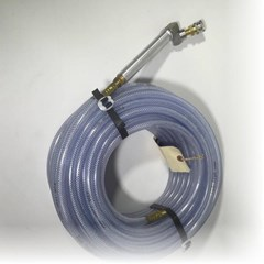 Softwashing Pole Adaptor - Low Pressure - 100ft hose