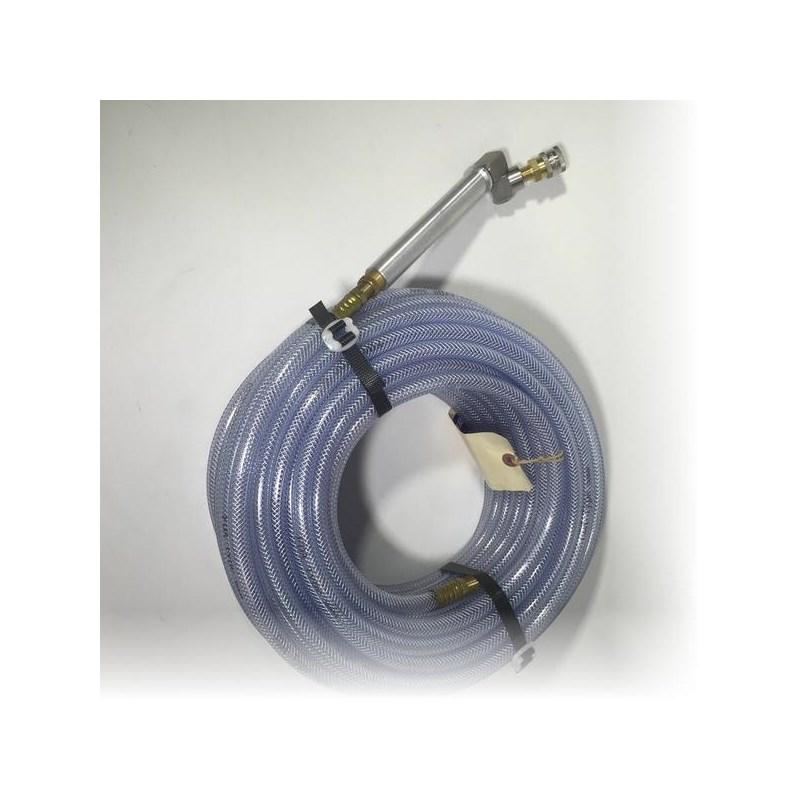 Softwashing Pole Adaptor - Low Pressure - 100ft hose