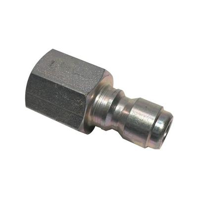 Plug 1/4  FPT Steel 3500psi Hansen